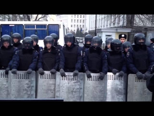 Евромайдан: креаклы идут в атаку