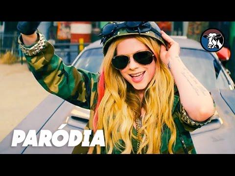 Baixar Avril Lavigne - Rock N Roll  [Paródia|Redublagem]