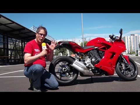 Motosx1000 : Test Ducati SuperSport