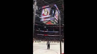 Ray Emery Ottawa Tribute