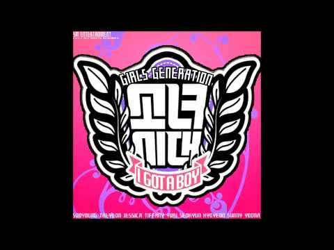 [MP3/DL]01. Girls' Generation / SNSD (소녀시대) - I Got a Boy