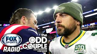 Rob Parker Gets into a HEATED Debate With Chris Broussard and Bucky Brooks Over Aaron Rodgers