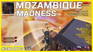 The Mozambique is kinda crazy good in Apex Season 9 #Shorts
