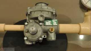 Pietro Fiorentini FE25 OPSO Gas Pressure Regulator