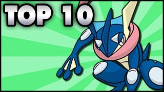 Top 10 Pokémon I Don't Like!