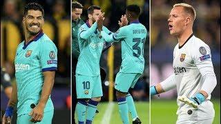 Dortmund vs Barcelona [0-0], Champions League 2019 - TALKING POINTS