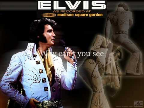 Baixar Elvis Presley Suspicious Minds 1972, As Recorded At Madison Square Garden Instrumental With Lyrics