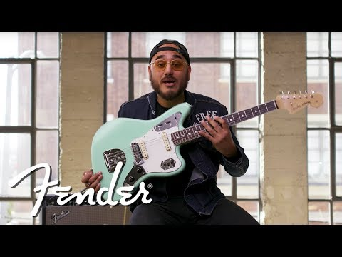 Jose Rios Demos The '60s Jaguar® | American Original Series | Fender