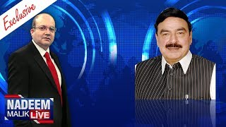 Sheikh Rasheed Exclusive | Nadeem Malik Live | SAMAA TV | 23 Jan 2018