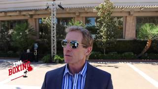 Skip Bayless Candid Break Down Of Mayweather-Pacquiao
