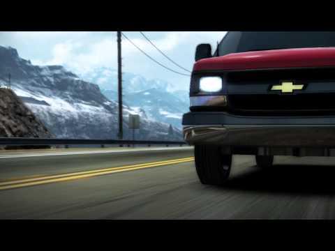 Need For Speed Hot Pursuit - Lamborghini Gallardo Polizia