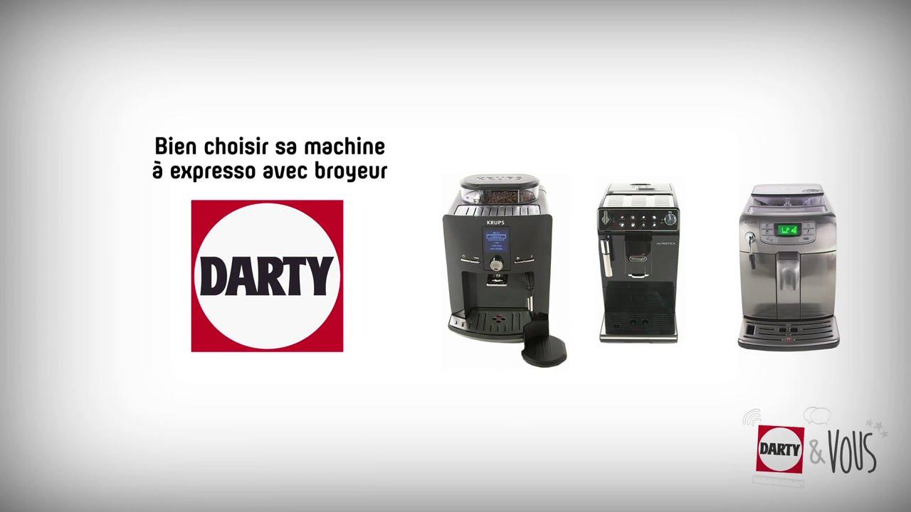 Bien Choisir Sa Machine Expresso Avec Broyeur Conseil Darty