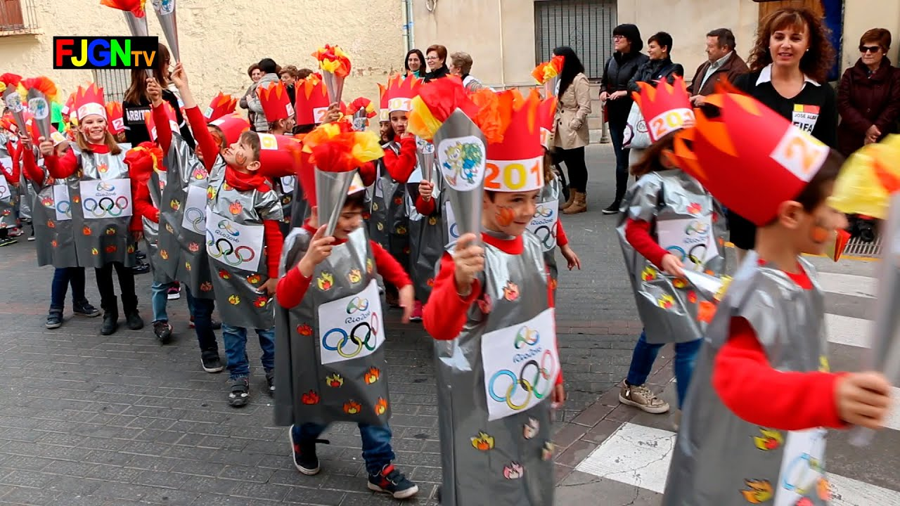 Desfile Carnaval 2016 - La Vilavella (05-02-2016)