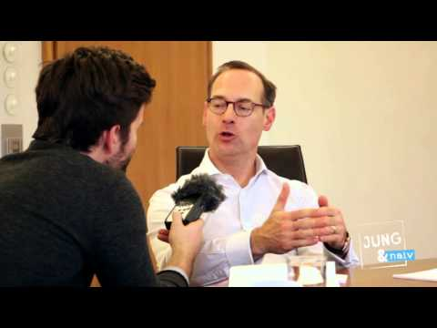 Allianz | Why we should stop polluting the planet | Oliver Bäte in interview with Jung & Naiv