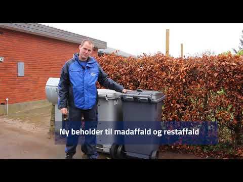 Ny affaldsordning i Sorø