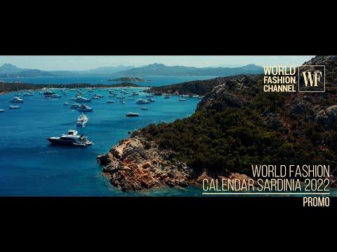 CALENDAR WORLD FASHION 2022