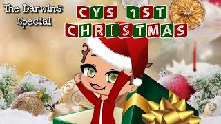 The Darwins Special | Cy's 1st Christmas | Original Gacha Club Christmas Special