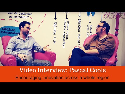Pascal Cools interview with Nick Skillicorn improvides