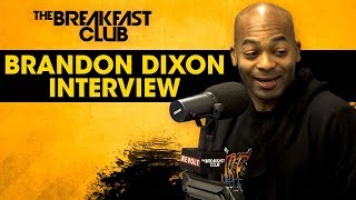 Brandon Victor Dixon Talks Politics And Misguided Social Ideologies, Black Ownership + More