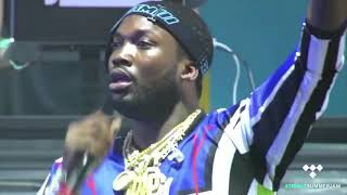 Meek Mill Performance At The Summer Jam 2018