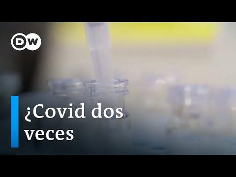 Reinfecciones de COVID19