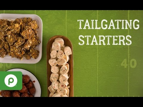 Tailgating Starters. A Publix Aprons recipe.