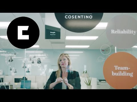 COSENTINO · 4K · Corporate · Inspiring - עברית (Hebrew)