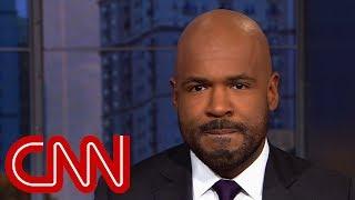 CNN anchor makes desperate plea amid shutdown