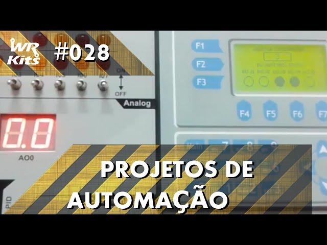ACIONAMENTO DE CARGAS EM HORÁRIOS ESPECÍFICOS | Projetos de Automação #028