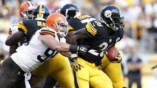 Le'Veon Bell is unstoppable on this 38-yard touchdown run (Week 1, 2014)