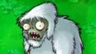 Plants vs Zombies - Yeti Found!! - Learn how