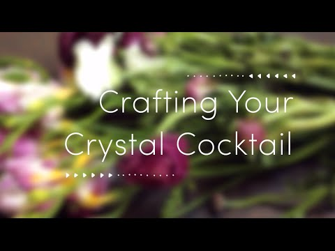 Emma Mildon | Crafting Your Crystal Cocktail