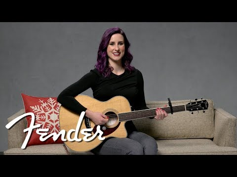 """Learn """"We Wish You A Merry Christmas"""" on Guitar 