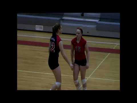 Beekmantown - AuSable Valley Volleyball B S-F 2-17-09
