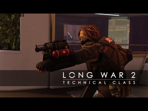 Long War 2 Technical Class