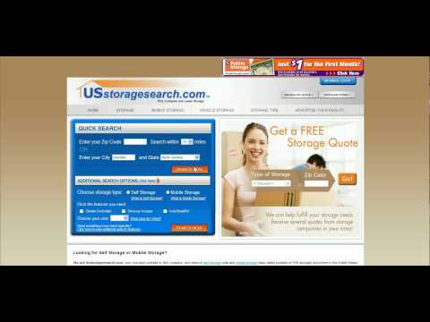 Find Self Storage In Charlotte , NC Using USstoragesearch.com