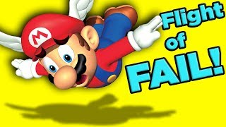 How Mario Can Fly – SOLVED!   The SCIENCE!... of Mario