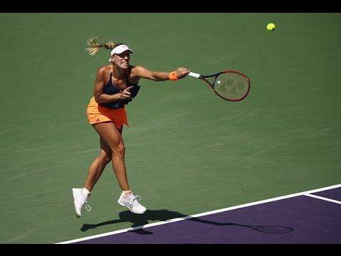 Angelique Kerber vs Shelby Rogers