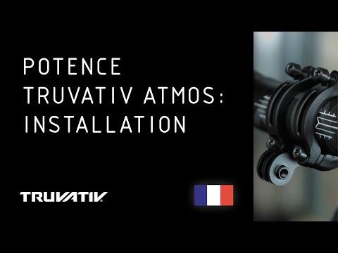 Potence Truvativ ATMOS : installation