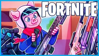 I DON'T EVEN NEED SCOPES in Fortnite: Battle Royale! (Fortnite Funny Moments & Fails)