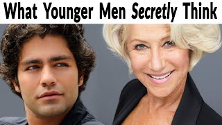 What Men Secretly Think of Older Women | Attract Great Guys, Jason Silver