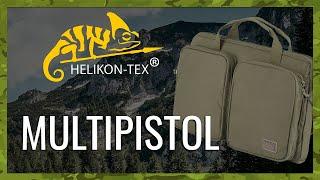 video - Taška HELIKON MULTIPISTOL - Military Range CZ/SK
