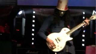Buckethead - Jordan live at the Culture Room