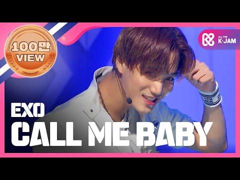 (ShowChampion EP.141) EXO 엑소 - Call Me Baby