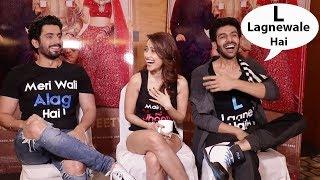Sonu Ke Titu Ki Sweety Star Cast's CRAZY FUNNY Interview | Kartik Aaryan, Nushrat Bharucha, Sunny