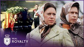 When Philip Met Elizabeth | Queen Elizabeth & Princess Margaret | Real Royalty
