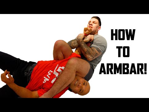 How to Armbar like the PRO | Wing Chun Master Wong