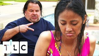 Big Ed Tells Rose That He Can't Have Kids | 90 Day Fiancé: Before The 90 Days