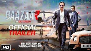 Baazaar- Official Trailer- Saif, Radhika Apte..