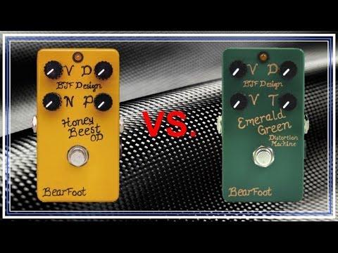 Bearfoot EGDM vs. Honey Beest